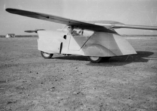 Hall : XCP-1 : Flying Car