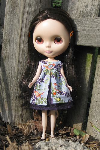 Dora Dress for Blythe