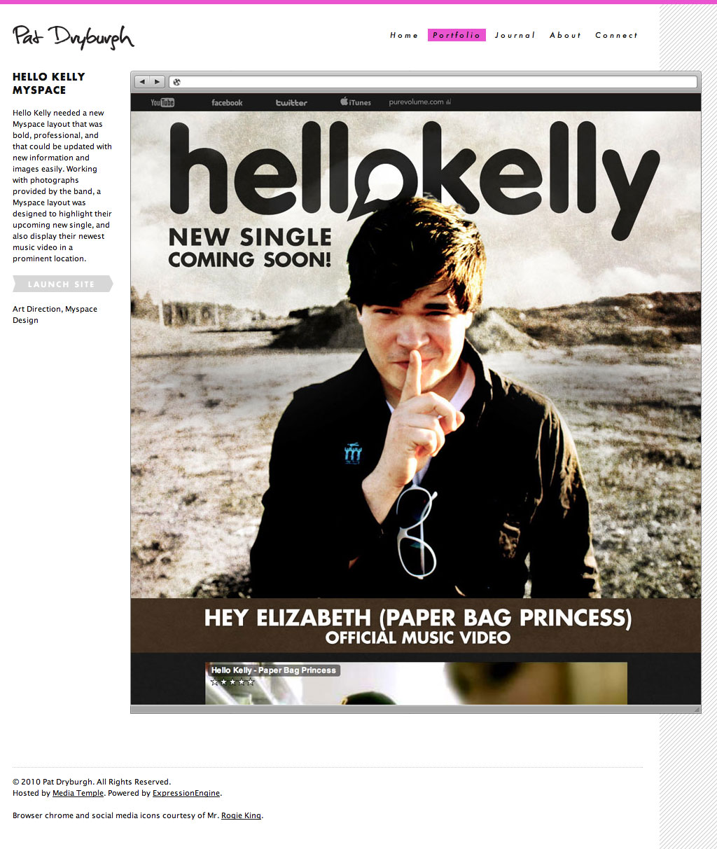 Hello-Kelly-MySpace-_-Portfolio-_-Pat-Dryburgh