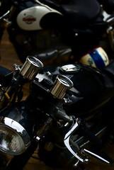 Cool Ride. (Leodileo) Tags: bike bicycle japan ride pentax chrome osaka chromed k10d