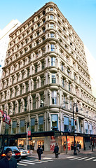 Bennett Building (1873),139 Fulton Street, New York, New York by lumierefl, on Flickr