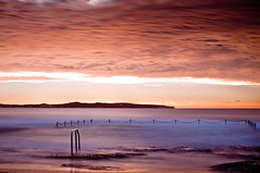 Still Pool (.Stephen..Brennan.) Tags: longexposure morning seascape beach clouds sydney cronulla waterscape 43mm fa43 nd110 pentaxk7