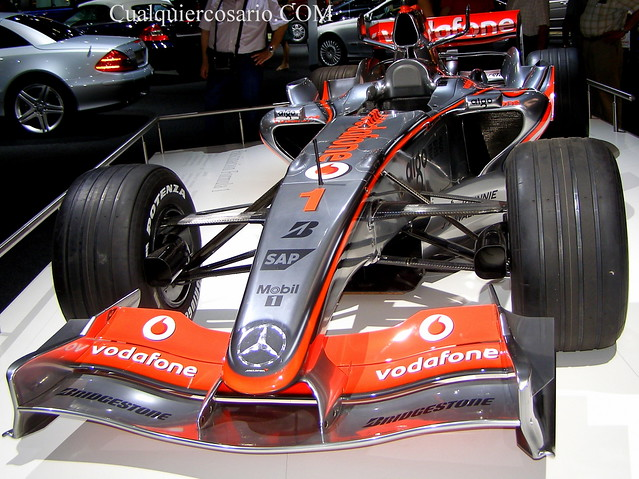 Alonso - McLaren F1 2007