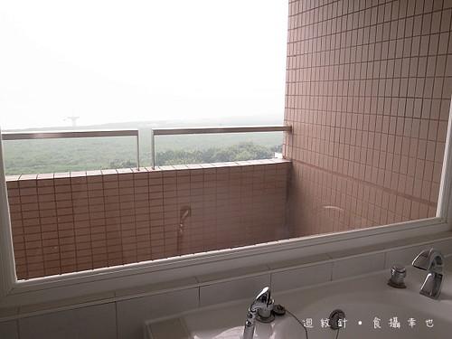 成旅晶贊浴室泡澡景觀