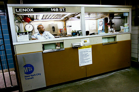 148th st. #3 line subway station