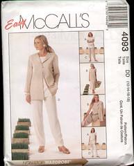McCalls 4093 2003 Wardrobe (R.O.Holcomb) Tags: 2003 pattern sewing wardrobe mccalls 4093