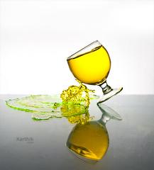 oops |   :) ( | KATHIK) Tags: cactus glass nikon sb600 1855mm 1855 splash karthik 2010 d60 v4 nikkor1855mm nikond60 strobistcom strobist cactusv4 dsc0927 karthikclicks strobistindia