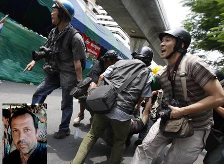 Fabio Polenghi ucciso in Thailandia