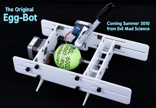 Eggbot kit - preview 1