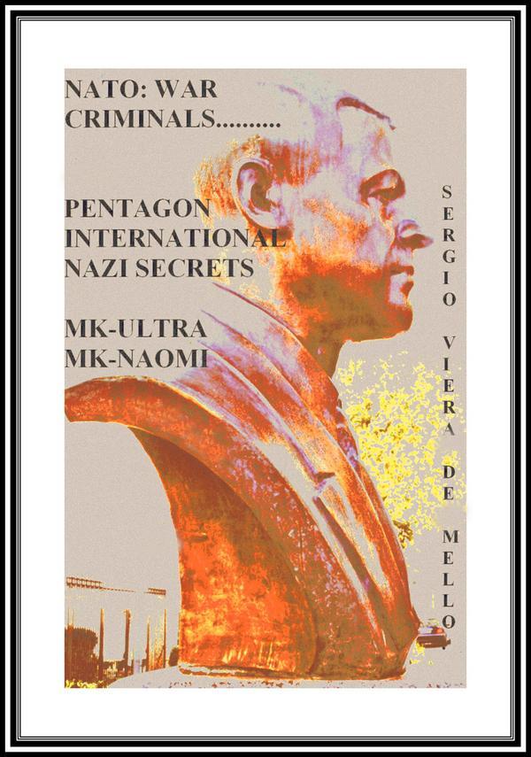 Sergio de Mellio asesinado por el Pentágono con los Programas de suicidio