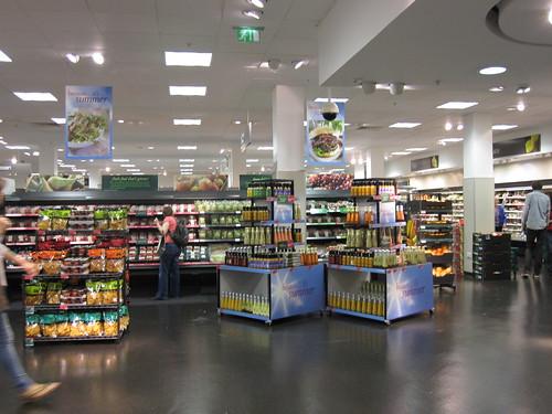 M&S Supermarket