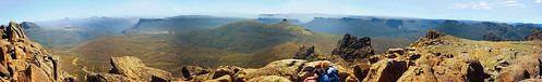 Mt Ossa Panorama