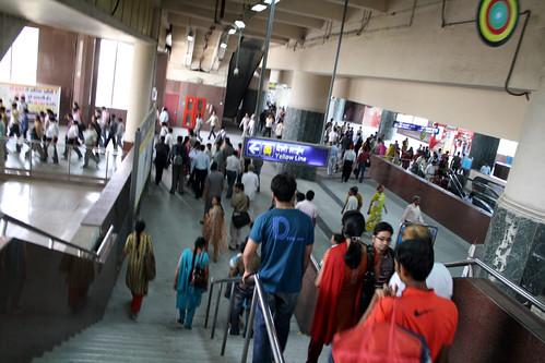 Kashmere Gate駅