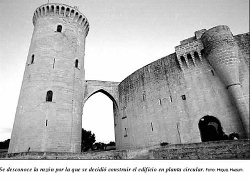Castillo de Bellver, Palma