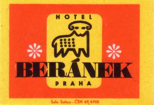Hotel Beranek Praha