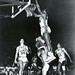 George Thompson above the rim, 1967 - 1968