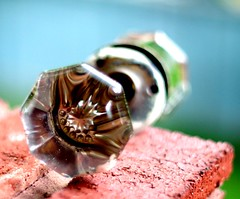 Glass Doorknob (AtlPoster) Tags: macro glass nikon doorknob 5014 d3000 mcobj