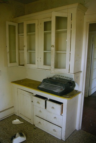 Servant's kitchen, third floor