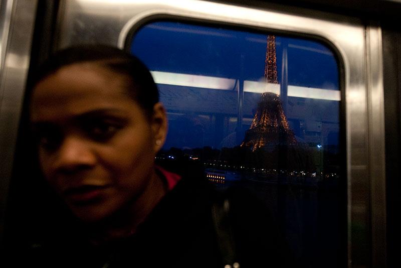 Night in Paris / Ночь в Париже