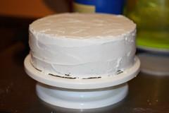 Kung Fu Panda CakeSecond0006