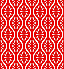 Japanese design - red