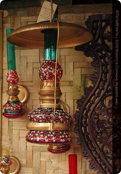 Beautiful Javanese Lantern