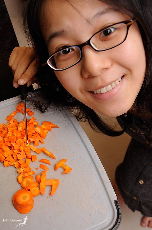 100529 蘿蔔切丁