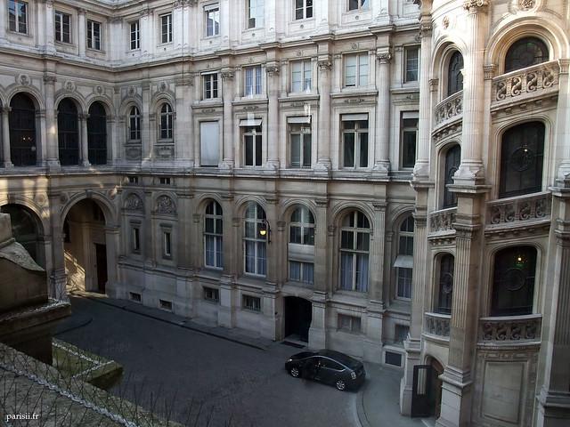 Cour du Maire