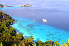 Honeymoon Bay, Similan Islands Thailand