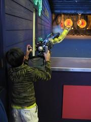 Jet with the Bazooka
