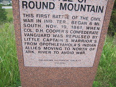 Battle of Round Mountain
