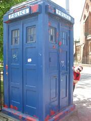 TARDIS!