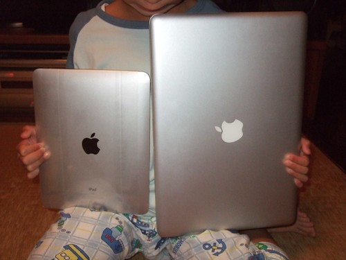 iPad & MacBook Pro 15""