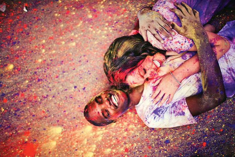 Splatter Engagement