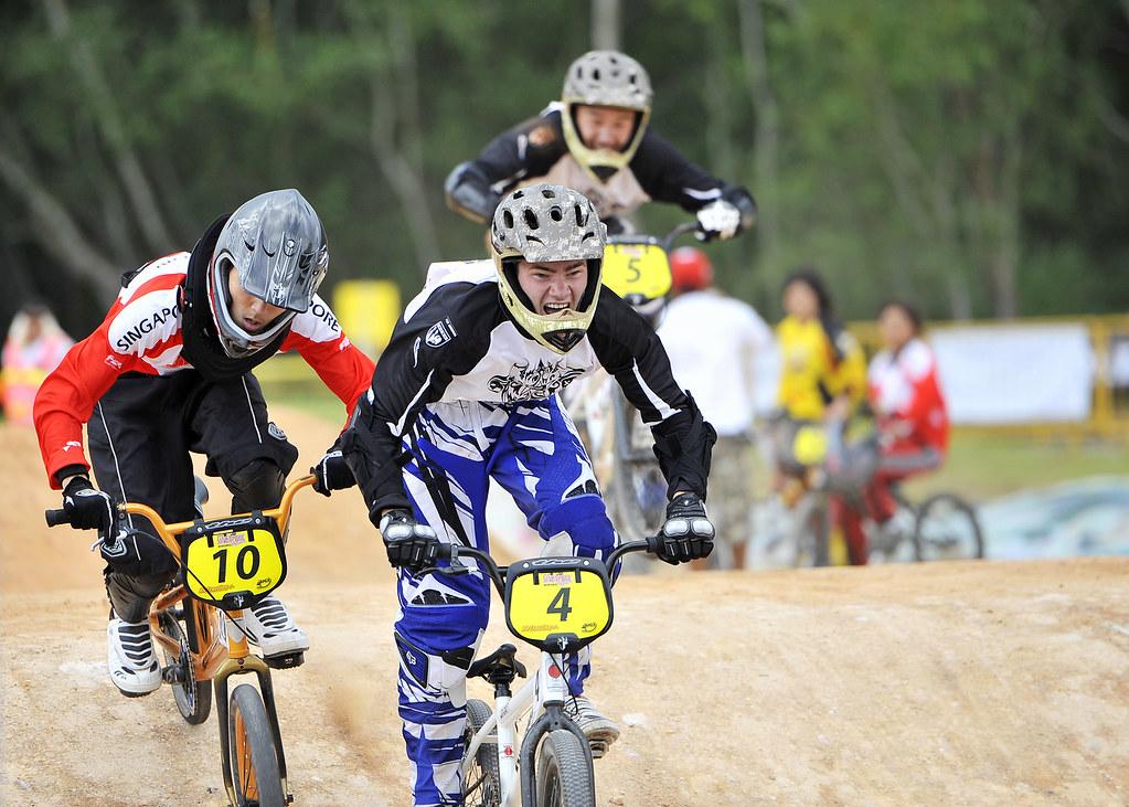 BMX at Tampines Bike Park