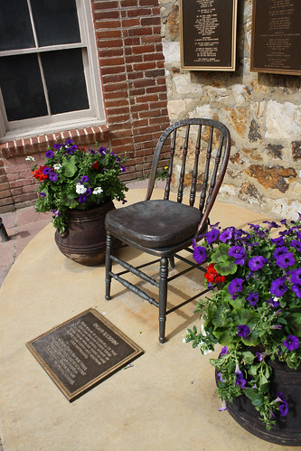The Chair Garden