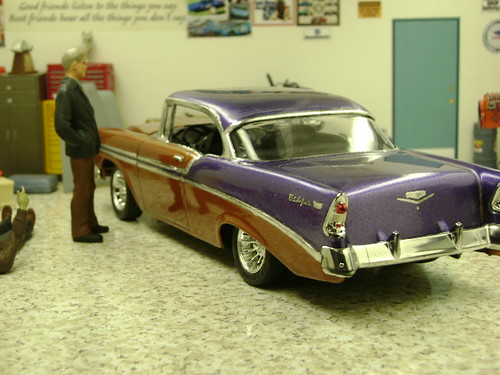 custom 56 bel air