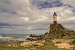 Faro en Isla Mocha (ik_kil) Tags: chile lighthouse faro arauco islamocha regióndelbíobio faroenislamocha