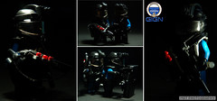 GIGN (Shobrick) Tags: lego weapon custom swat gign brickarms brickforge