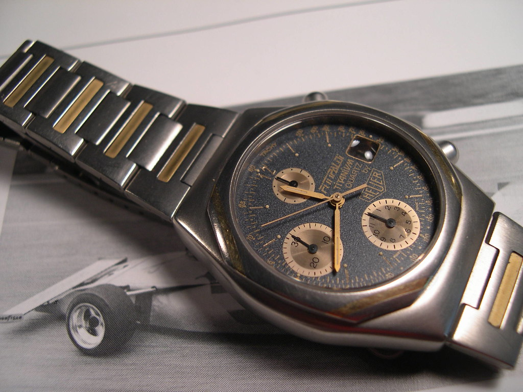 Ultimate Guide To The Heuer/ Tag Heuer Titanium