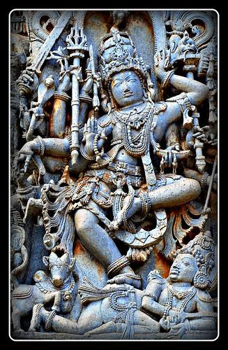 Sculpture, Halebidu