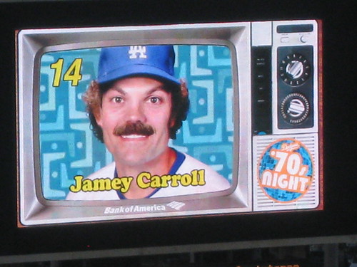 70's Night - Jamey Carroll