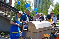 Yellowknife Community BBQ (KyleWiTh) Tags: summer music food sun canada cityhall bbq northwestterritories yellowknife cityofyellowknife ykonline