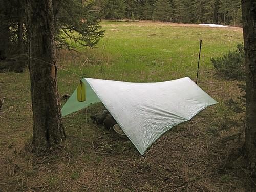 Backpacking Light Stealth NANO Cuben Tarp