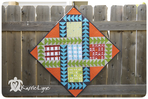 Modify Tradition Swap Quilt