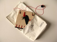 Bald Ibis, Secret Belgian Binding Balsa Wood Notebook (askida) Tags: wood bird leather coral paper notebook sketch handmade journal bald feather craft mini ibis balsa stitched binding handbound copticstitch waldrapp baldibis booksandzines hermitibis waxedthread secretbelgianbinding