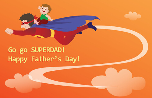Father's Day Card 05 by EcardWizard.