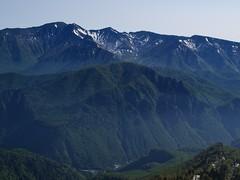 北大雪と朝陽山