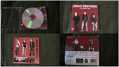 It's About Time Dualdisc (details) (xxomg_its_mexx) Tags: 2005 cute its joseph paul kevin time brothers album cd nick stickers young first joe 2006 case nicholas disk ii jb about booklet bro dual disc jonas rare dualdisc