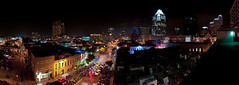 Austin Downtown at Night (-Dons) Tags: motorcycle austin tx usa pano panoramic republicoftexasbikerrally rot